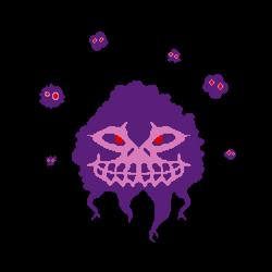 SmileySmog (Animated) by DarkArcWolf