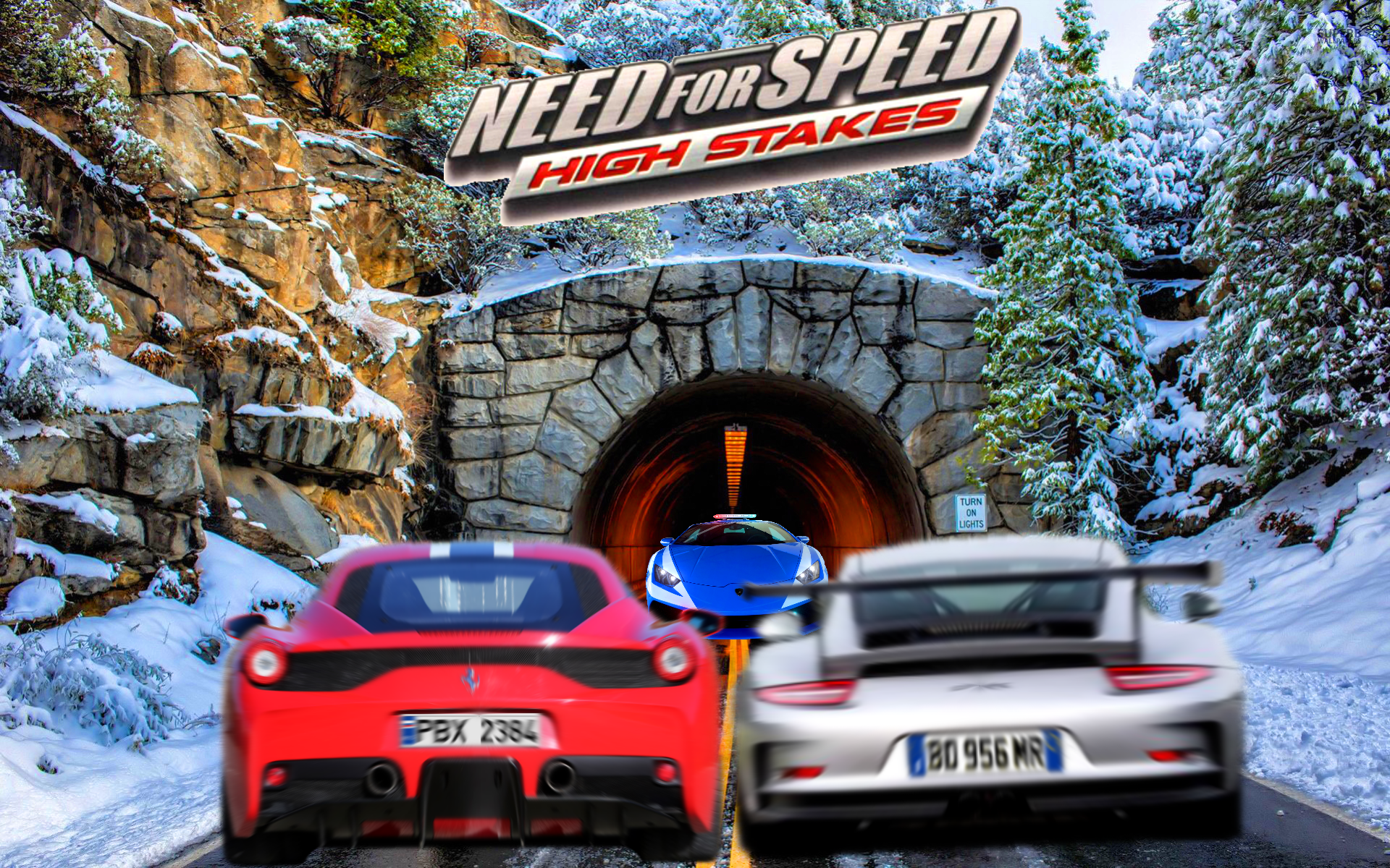 Need For Speed High Stakes Movie