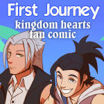 KH Comic - First Journey