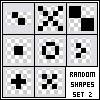 Random Patterns by honeymiel