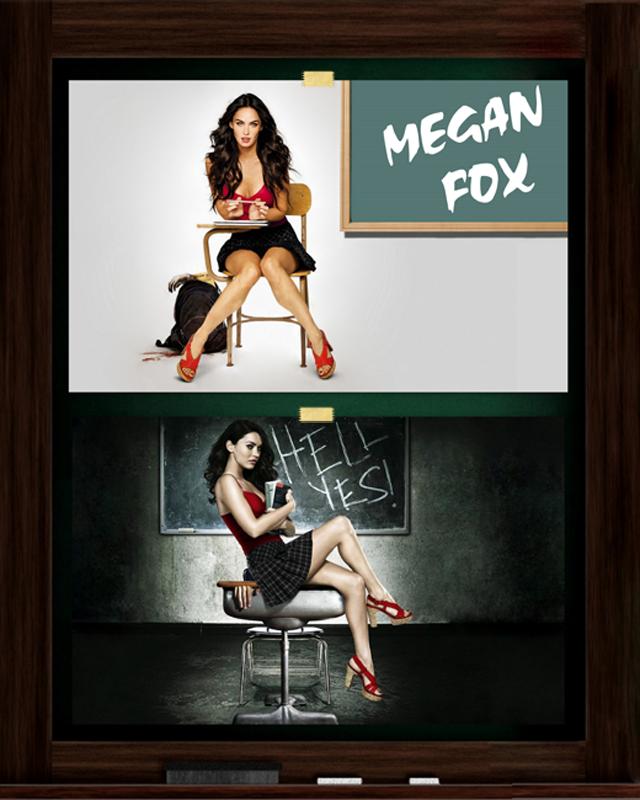 Megan Fox - Wallpaper Pack by DBAries