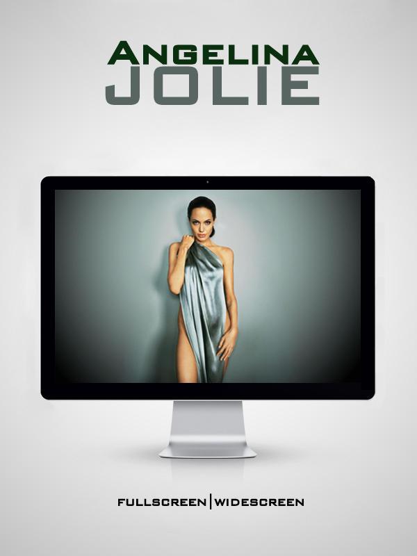 Angelina Jolie by DBAries
