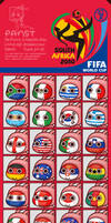 Panst 2010 FIFA World Cup