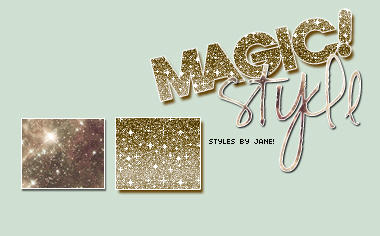 Magic style by Hudgensland
