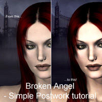 Simple Postwork Tutorial by poseraddicts