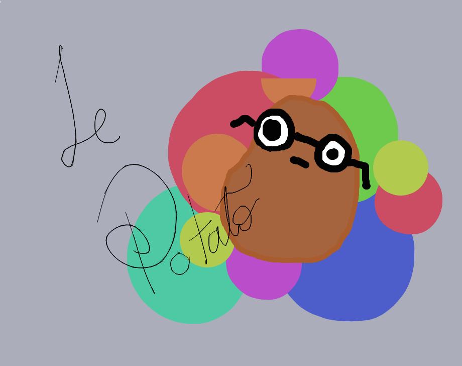 le potato by jayfeathersenpai