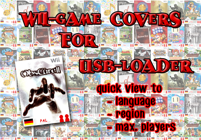wii game covers usb loader gx