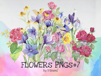 Flower Png by cikicat