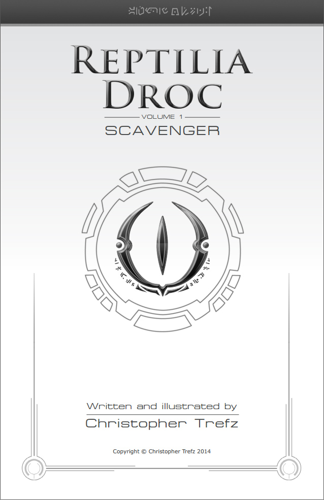 Reptilia Droc: Scavenger - chapter 1 by chris-illustrator