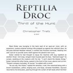 Reptilia Droc - Thrill of the Hunt (PDF)