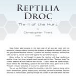Reptilia Droc - Thrill of the Hunt (PDF) by chris-illustrator
