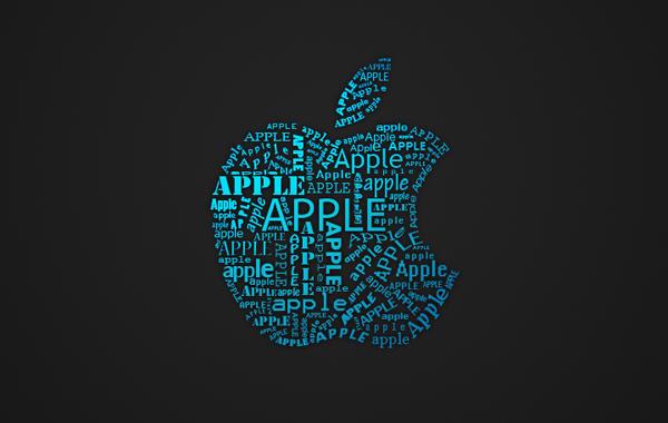 Apple wallpaper by Eralash