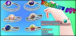 WATCHERS GIFT - Bracelet pack