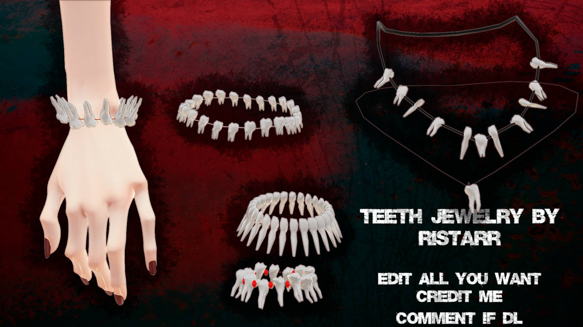 Teeth Jewelry download
