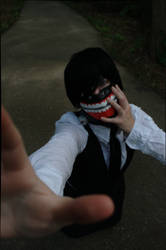 become the ghoul tokyo ghoul by superjacqui
