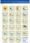 Weather Icons I