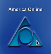 America Online Zoomer by lwnmwrman
