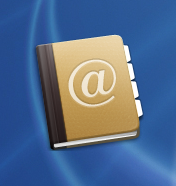 Jaguar Address Book Icon by lwnmwrman