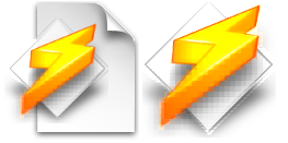 Winamp and File Icon by lwnmwrman