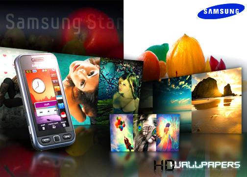 Samsung Star 10HD Wallpapers by drsouvikkumar