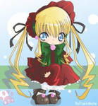 Rozen-maiden Shinku