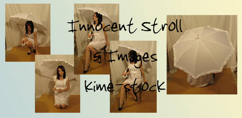 Innocent Stroll 3 by kime-stock