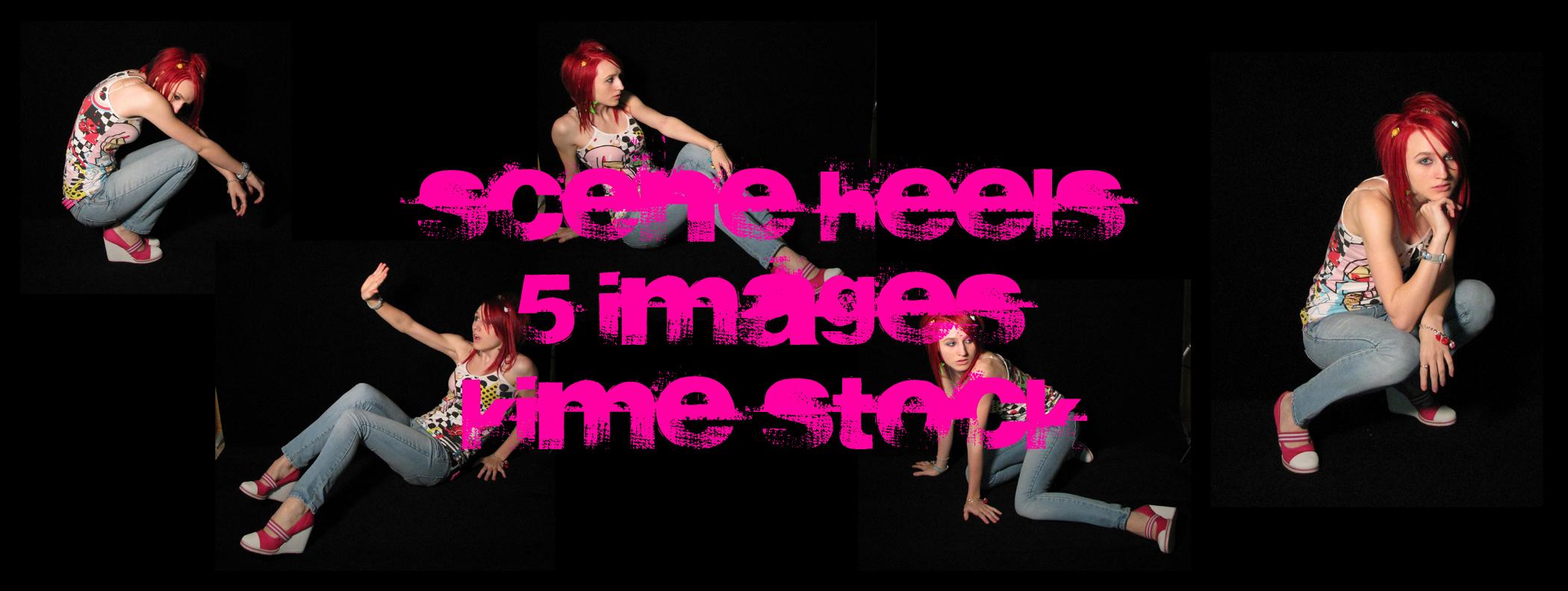 Scene Heels 4