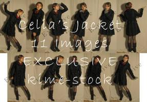 Celia's Jacket: EXCLUSIVE