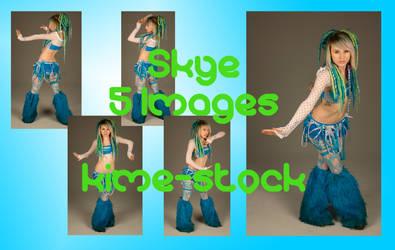 Skye by kime-stock