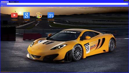 McLaren MP4-12C GT3 - Chrome Theme 2.0