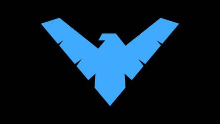 Nightwing Symbol WP