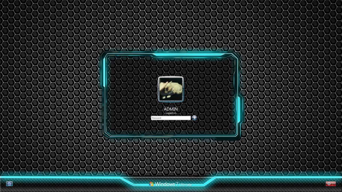 NeOn Light - W7 Logon for Windows 7