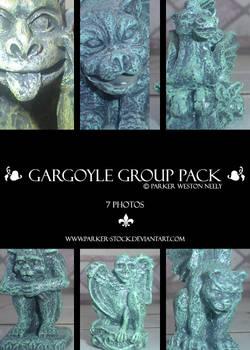 gargoyle group pack
