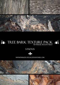 tree bark texture pack