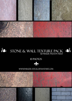 stone and wall texture pack