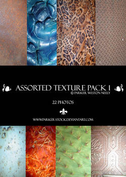 assorted texture pack 1