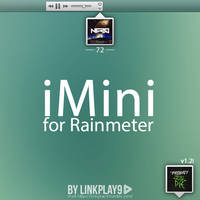 iMini for Rainmeter and CAD [v1.2] by LinkPlay9