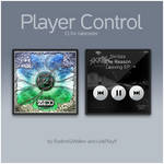 Player Control for Rainmeter and CAD [v1.1]
