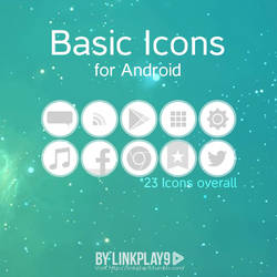 Basic Icons for Android