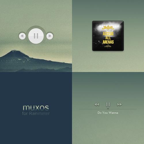 Muxos for Rainmeter [Port]