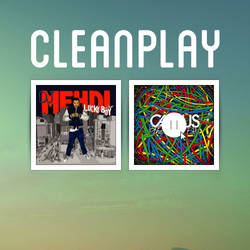 CleanPlay 1.0 for Rainmeter and CAD by LinkPlay9