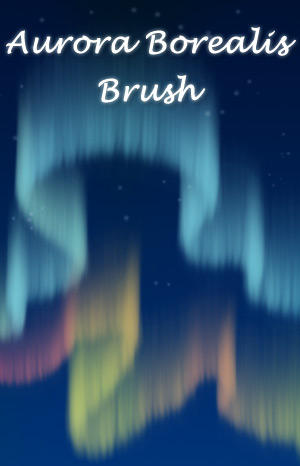 Aurora Borealis Brush by Birvan