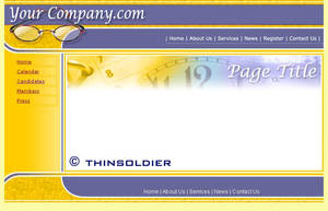 psd release - template 07 by thinsoldier