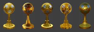 Gold-soccer-trophy.blend by thinsoldier