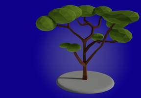 Tree Low Poly Skin.blend by thinsoldier