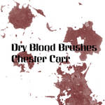 Dry Blood Brushes