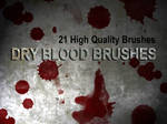 Dry Blood Brushes Mark 2