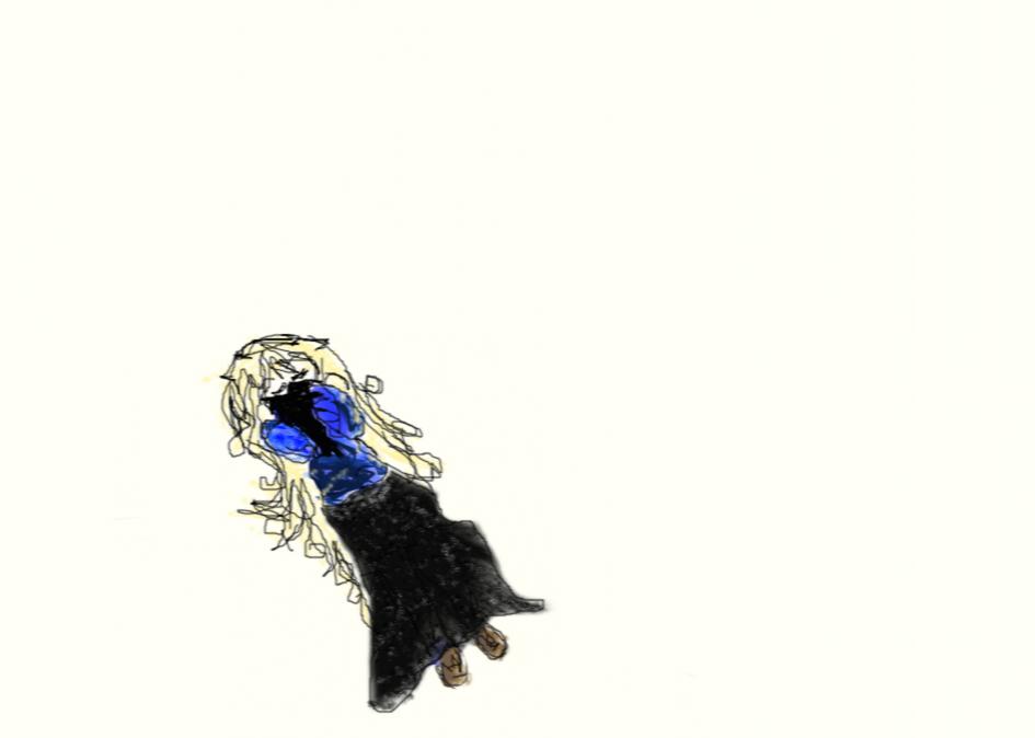 i did luna again by Wolfrain98