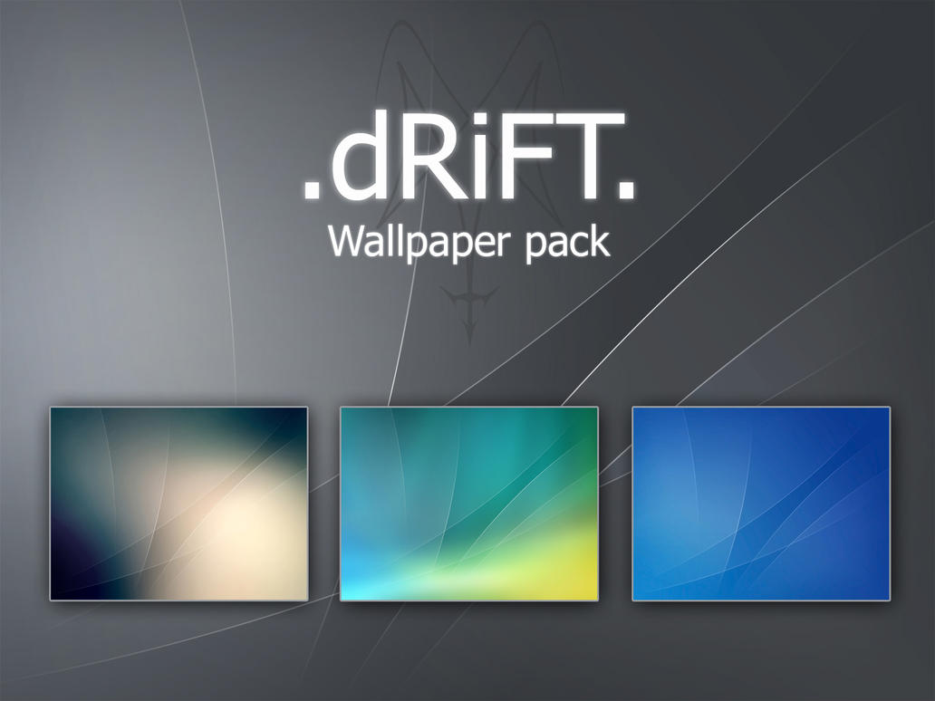 dRiFT Wallpaper Pack by k2aven