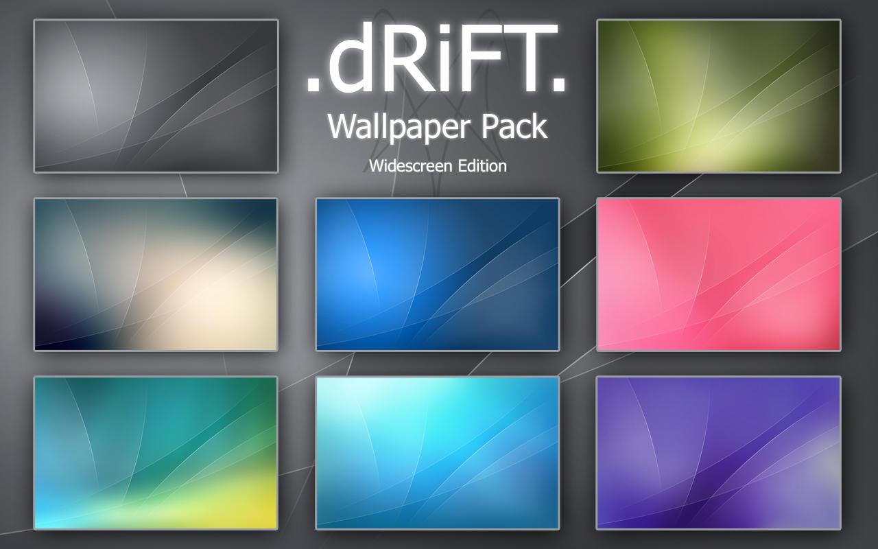 dRiFT Wallpaper Pack - Wide by k2aven